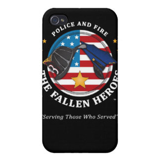 The Fallen Heroes-black iPhone4 case iPhone 4 Cover
