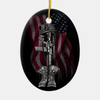 The Fallen Soldier Ornament