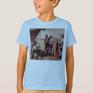 The Family Of Dario Before Alexander The Great T-Shirt