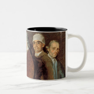 The Family of the Infante Don Luis de Borbon Coffee Mugs