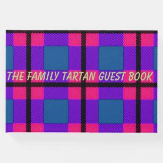 the family tartan Guestbook