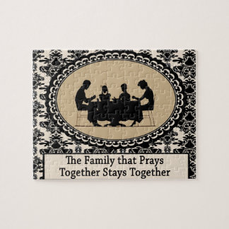The Family that Prays Together Puzzle