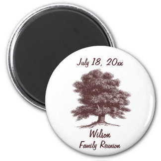 The Family Tree Magnet