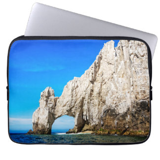 The Famous Arch In Cabo San Lucas Laptop Sleeve