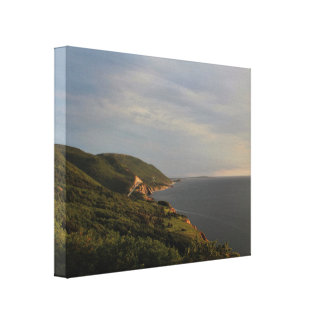 The Famous Cabot Trail Canvas Print