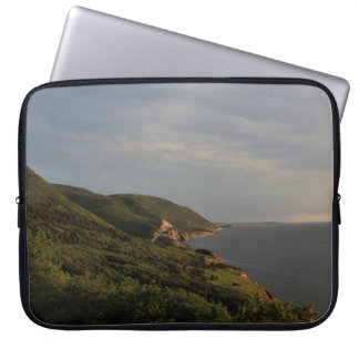 The Famous Cabot Trail Laptop Sleeve