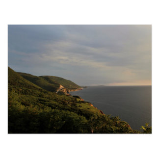 The Famous Cabot Trail Postcard