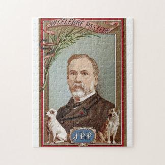 The Famous Louis Pasteur Portrait Historical Jigsaw Puzzle