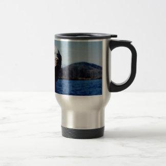"The famous ""Pesky"" from Kellum Pond Travel Mug"