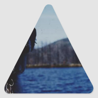 """The famous """"Pesky"""" from Kellum Pond Triangle Sticker"""