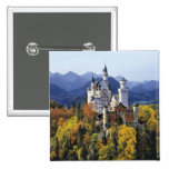 The fanciful Neuschwanstein is one of three Badge