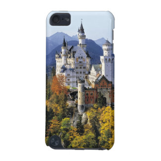 The fanciful Neuschwanstein is one of three iPod Touch 5G Cover