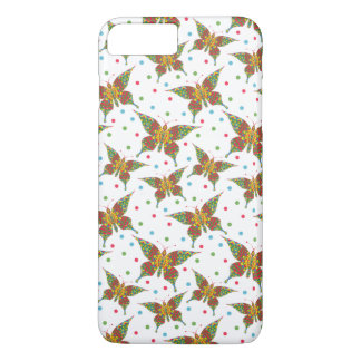 The Fancy Butterfly iPhone 7 Plus Case