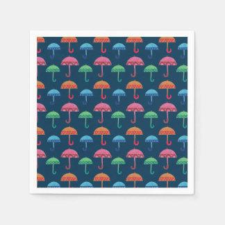 The Fancy Umbrella Disposable Serviette