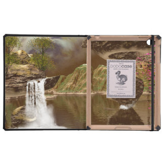 The fantasy world with planets cases for iPad