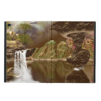 The fantasy world with planets powis iPad air 2 case