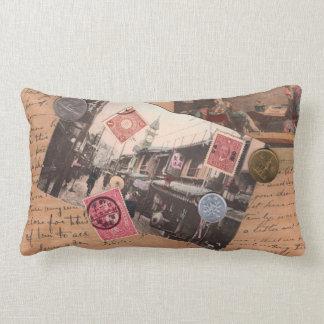 The Far East Lumbar Pillow