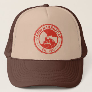 The Fargo (trucker) Trucker Hat
