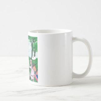 The Farmer Suspects Coffee Mug