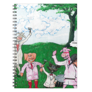 The Farmer Suspects Note Book