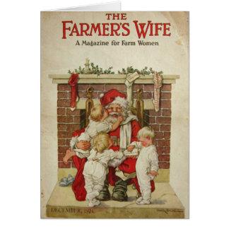The Farmer's Wife Magazine, Card
