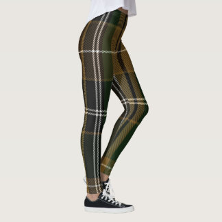 The Farrell Clan of Ireland tartan Leggings