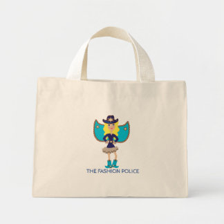 The Fashion Police Fun Fairy Angel Tiny Tote