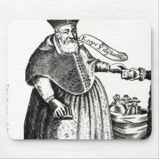 The Fat Bishop Mousepad