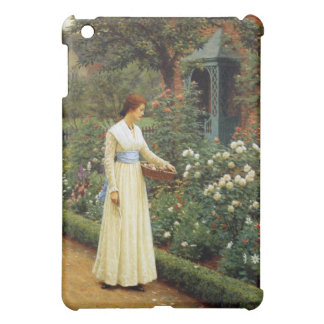 The Fate of the Rose Oil Painting iPad Mini Cases