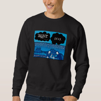 The Fault In Our Stars Collage Sweatshirt