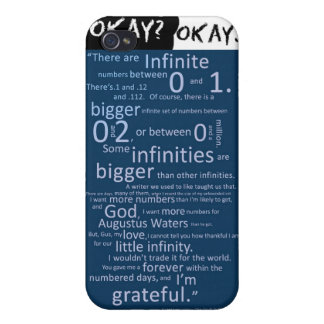 The Fault in our stars iPhone 4 Case