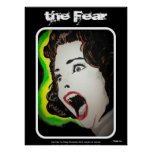 'the Fear' Poster
