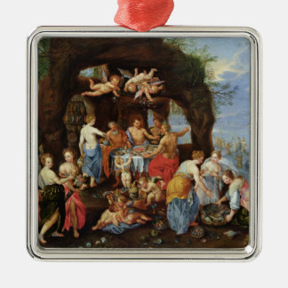 The Feast of the Gods Ornament