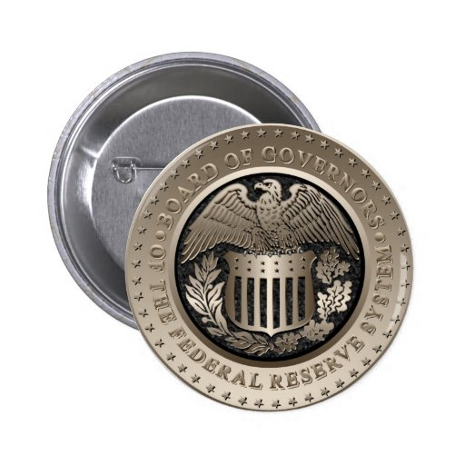The Federal Reserve Pin