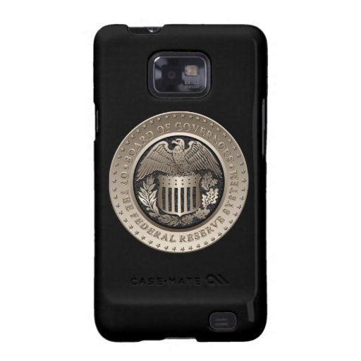 The Federal Reserve Samsung Galaxy S Cases