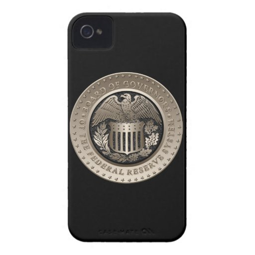 The Federal Reserve Case-Mate Blackberry Case