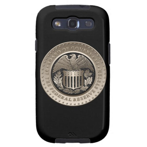 The Federal Reserve Galaxy S3 Cover