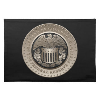The Federal Reserve Placemat