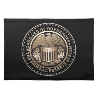 The Federal Reserve Placemats