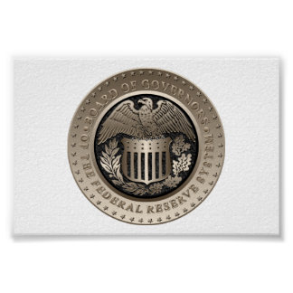 The Federal Reserve Poster