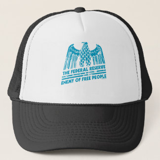 The Federal Reserve Trucker Hat