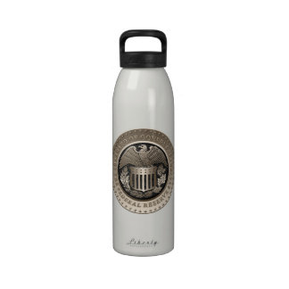 The Federal Reserve Reusable Water Bottles