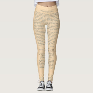 The Federalist Leggings