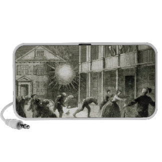 The Federals shelling the City of Charleston Travel Speaker