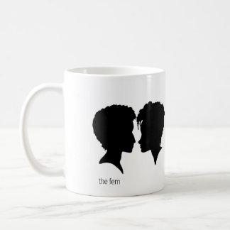 """The Fem"" I Support Inclusive Lit Mug"