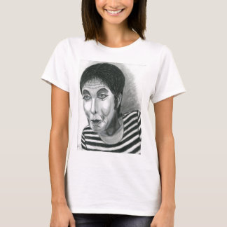The Female Mime T-Shirt