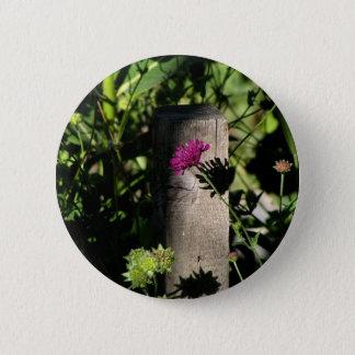 The Fence Post 6 Cm Round Badge