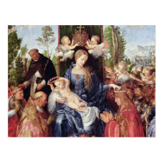 The Festival of the Rosary, 1506 Postcard
