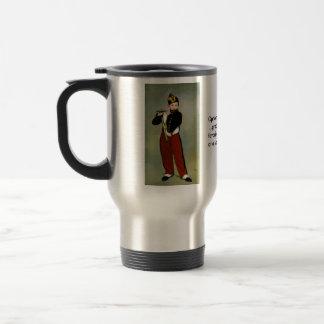 The Fifer Stainless Steel Travel Mug