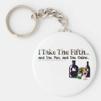 """""""The Fifth"""" Key Ring"""